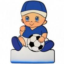 Geburtstafel Fussball...