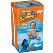 Huggies Schwimmwindeln 12-18 kg Grösse 5-6 Little Swimmers