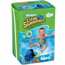 Huggies Schwimmwindeln 7-15 kg Grösse 3-4 Little Swimmers