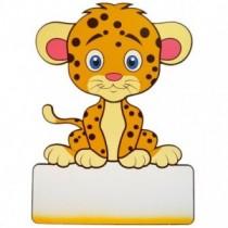 Geburtstafel Leopard