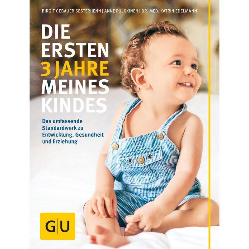 GU Buch Die ersten 3 Jahre meines Kindes