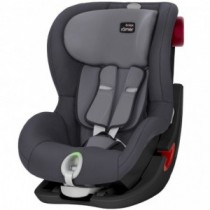 Britax Römer King II LS BLACK SERIES Storm Grey 2019