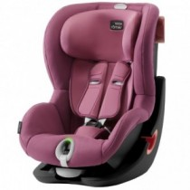 Britax Römer King II LS BLACK SERIES Wine Rose 2019