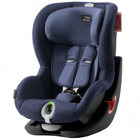 Britax Römer King II LS BLACK SERIES Moonlight Blue 2019