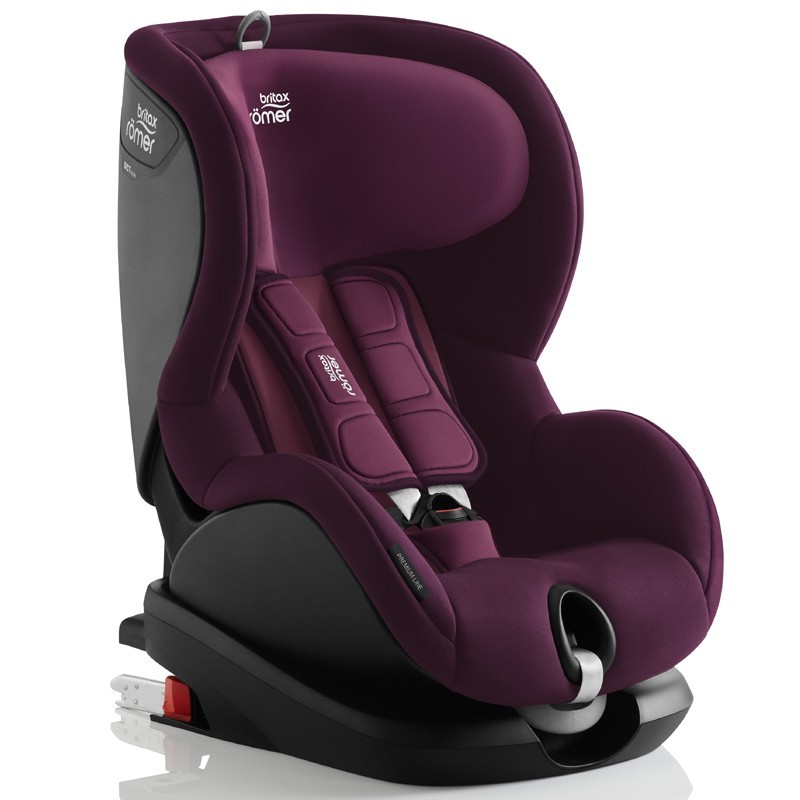 britax r mer trifix i size burgundy red 2019 g nstig. Black Bedroom Furniture Sets. Home Design Ideas