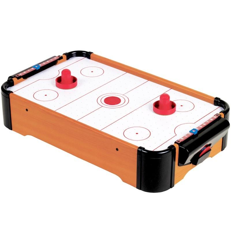 Natural Games Tisch-Air-Hockey 51x31x10,5cm