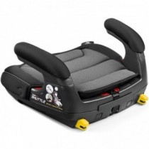 Peg Perego Viaggio 2-3 Shuttle Crystal Black mit SUREFIX-Adapter