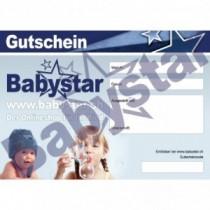Babystar Gutschein