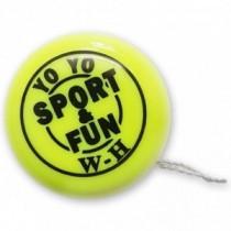 Sport & Fun YOYO gelb