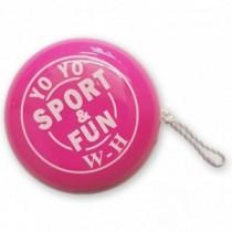 Sport & Fun YOYO pink