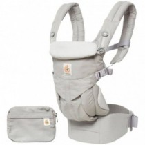 Ergobaby Omni 360 Babytrage Pearl Grey