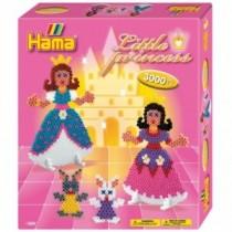 HAMA Bügelperlen Midi Geschenkpackung Prinzessin 3000 Perlen