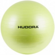 Hudora Gymnastikball Sitzball Fitness-Ball 75cm lemon
