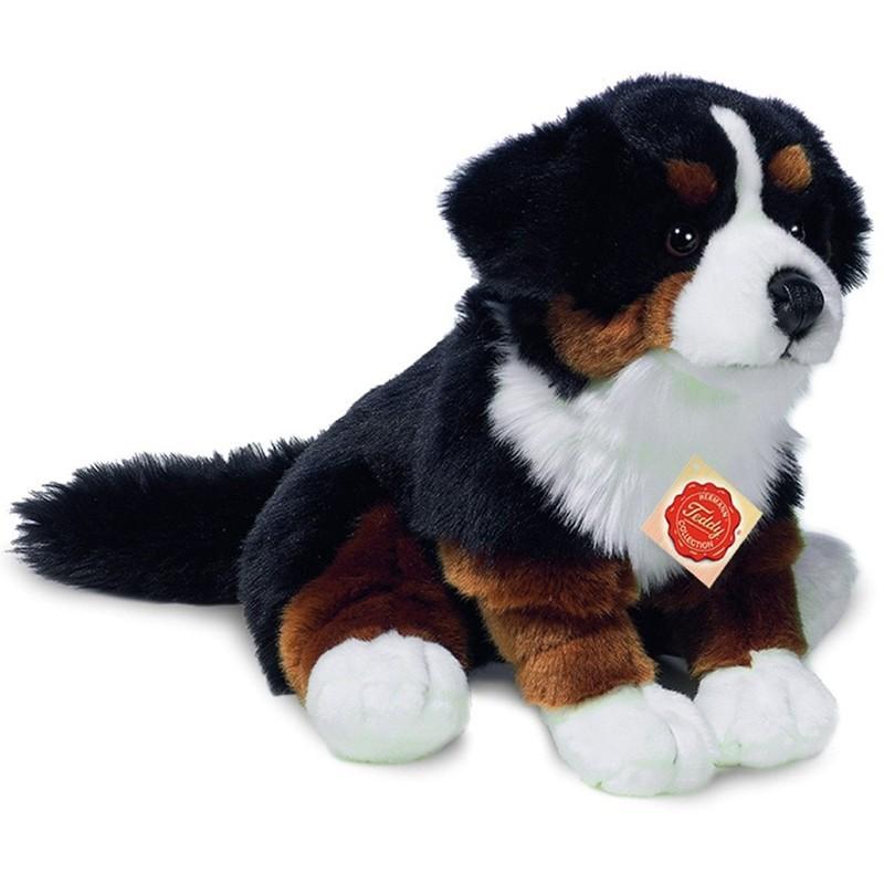 Teddy Hermann Berner Sennenhund sitzend Plüschtier Stofftier 29 cm