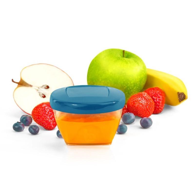 Babymoov Babybols Nahrungsbehälter 120ml 4 Stück