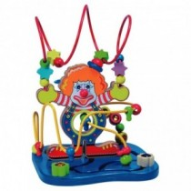 Spielba GoGo Toys Motorikschleife Clown ab 18 Mt.
