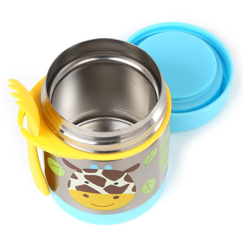 Skip Hop Zoo Nahrungsbehälter Insulated Food Jar Giraffe