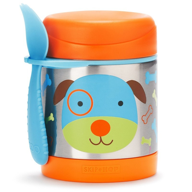 Skip Hop Zoo Nahrungsbehälter Insulated Food Jar Dog