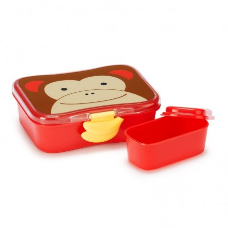 Skip Hop Zoo Lunchbox Affe