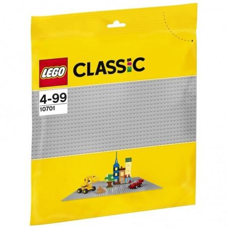 LEGO Classics Graue Grundplatte 10701