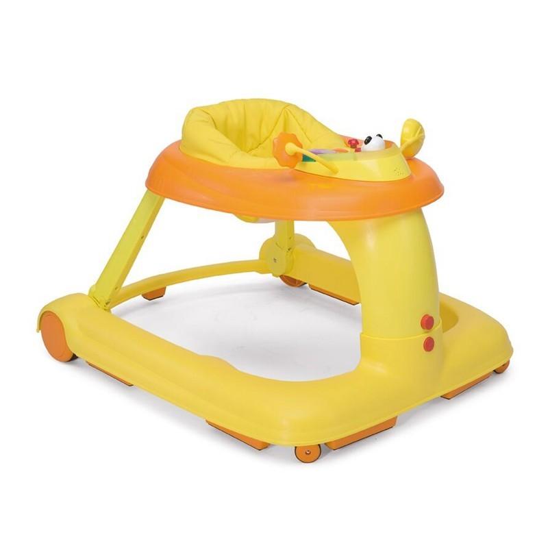 Chicco 123 Baby Walker Lauflerngerät Orange 2019