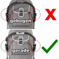 Hartan Schiebergelenk Stossergelenk GERADE 2-2