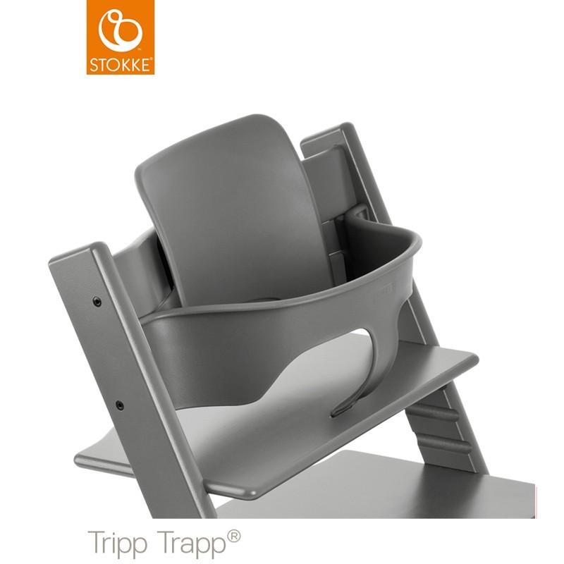 Stokke Tripp Trapp Baby Set Storm Grey
