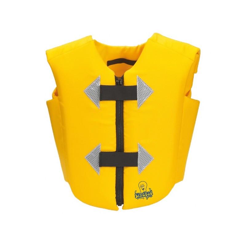 Beco Sindbad Kinder Schwimmhilfe Schwimmweste (Grösse 0) 15-30 kg