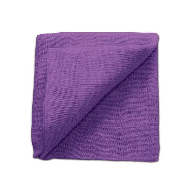 Zewi Baby Gaze Nuschi violett 16