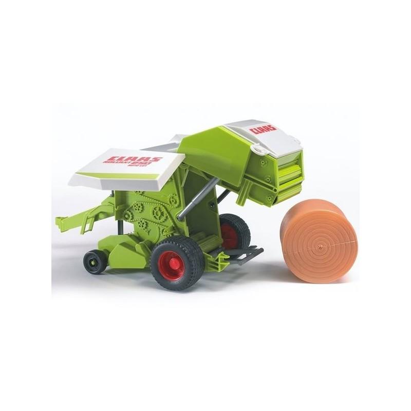 Bruder CLAAS Rollant 250 Roto Cut Rundballenpresse 02121