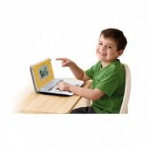 VTech Schulstart Lerncomputer Laptop E in Gelb 80-109744