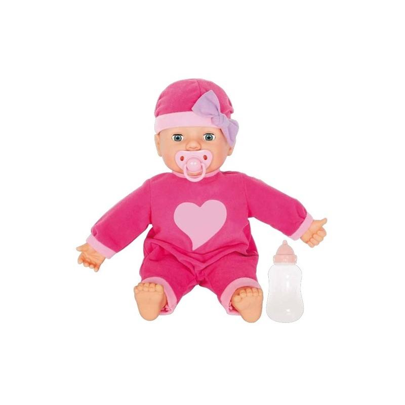 Amia Interaktiv-Puppe mit 10 Funktionen 38 cm