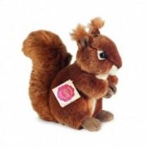 Teddy Hermann Eichhörnchen braun Plüschtier Stofftier 17cm