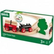 BRIO Bahn Starterset Wald 33042