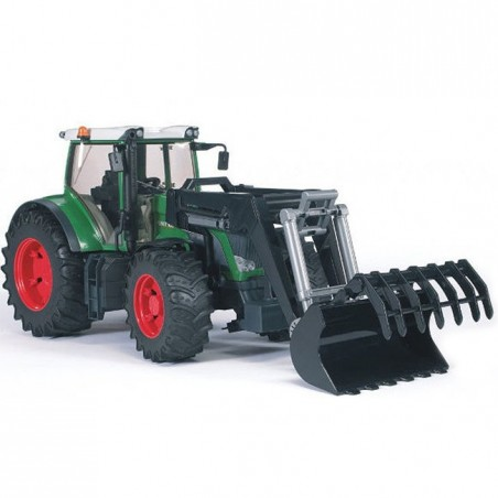 Bruder Fendt Traktor 936 Vario mit Frontlader 03041