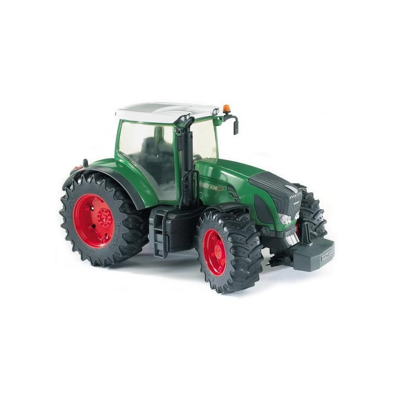 Bruder Fendt Traktor 936 Vario mit abnehmbarem Frontgewicht 03040