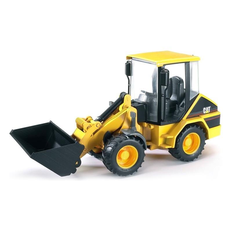 Bruder Caterpillar / CAT Kompaktgelenkradlader 02441