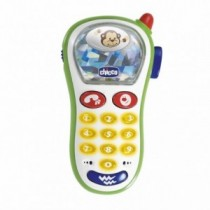 Chicco Baby's Fotohandy ab 6 Mt.