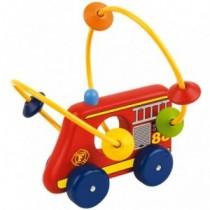 Spielba Pintoy Mini-Feuerwehrauto ab 18 Mt.