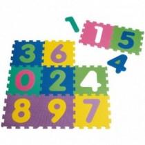 Original Playshoes Puzzlematten 10-teilig