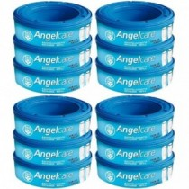 Angelcare Nachfüllkassetten Plus 12 Stück