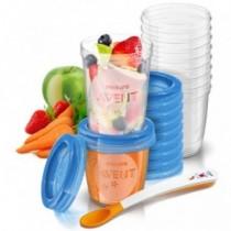 Philips Avent ideale Nahrungsaufbewahrung - auch unterwegs