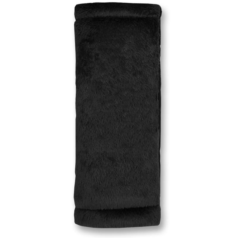 Gurtpolster uni schwarz
