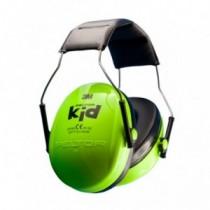 Peltor Kid 3M Gehörschutz 2-7 Jahre Grün