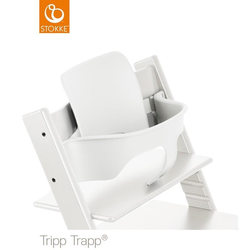 Stokke Tripp Trapp Baby Set Weiss
