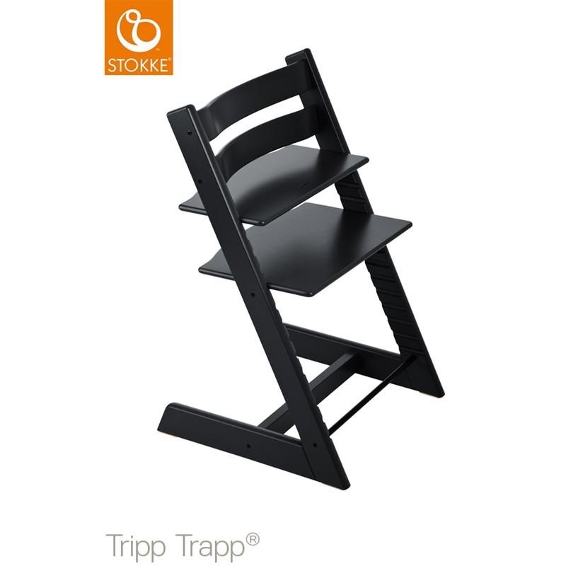Stokke Tripp Trapp Schwarz