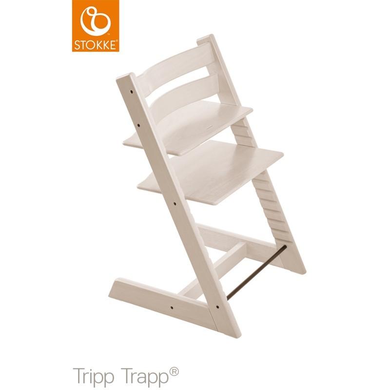 Stokke Tripp Trapp Whitewash