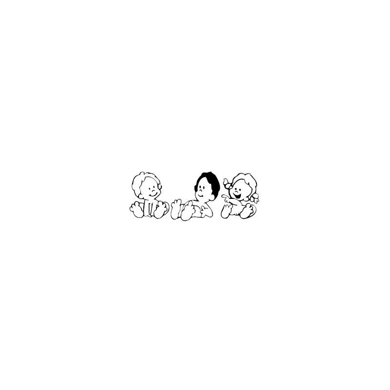 Baby Autoaufkleber 23860