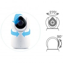 Nuvita Video Babyphone Wireless 3052