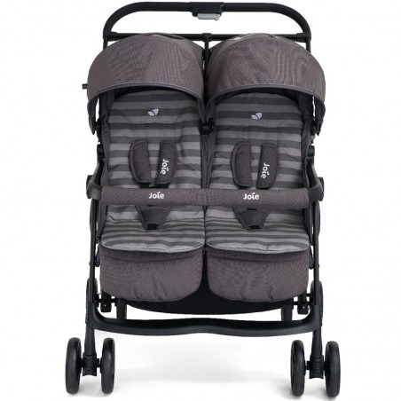 Joie Aire Twin Zwillingsbuggy Dark Pewter